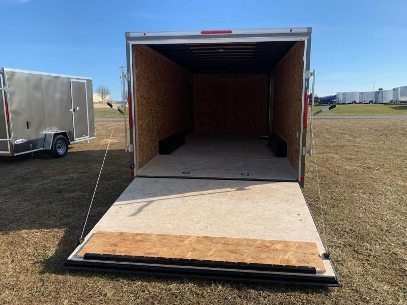 2020 Look Trailers ST DLX 8.5x20 7K Enclosed Cargo Trailer