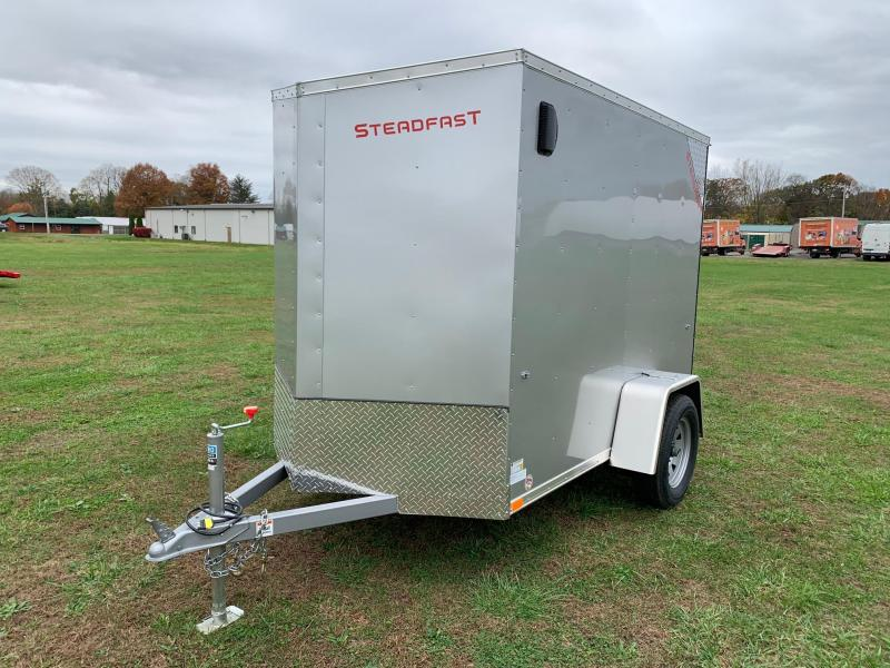 2020 Steadfast Trailers 5x8 Enclosed Cargo Trailer