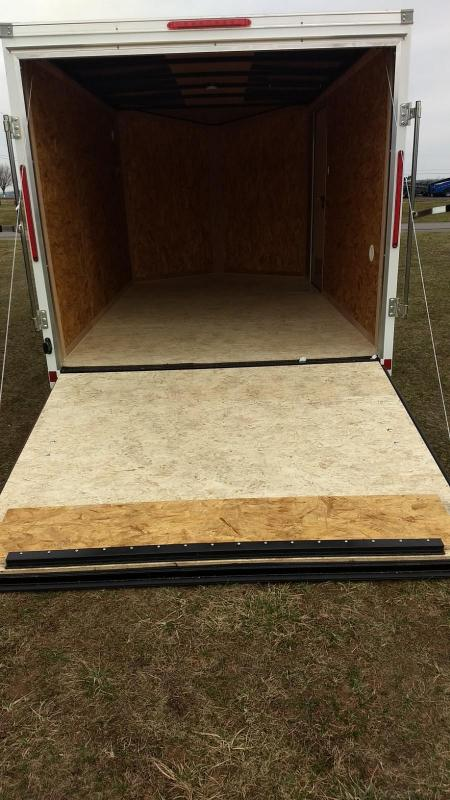 2021 Look Trailers 7x12 3.5K DLX-ST Enclosed Cargo Trailer