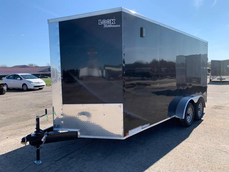 2021 Look Trailers 7x16 Element SE Enclosed Cargo Trailer