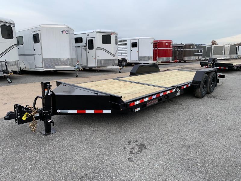 2020 Midsota 22ft 15.4K Tilt Bed Equipment Trailer