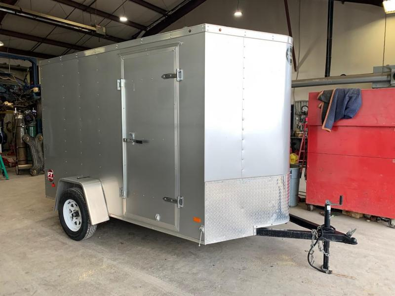 2016 Wells Cargo 6x10 Enclosed