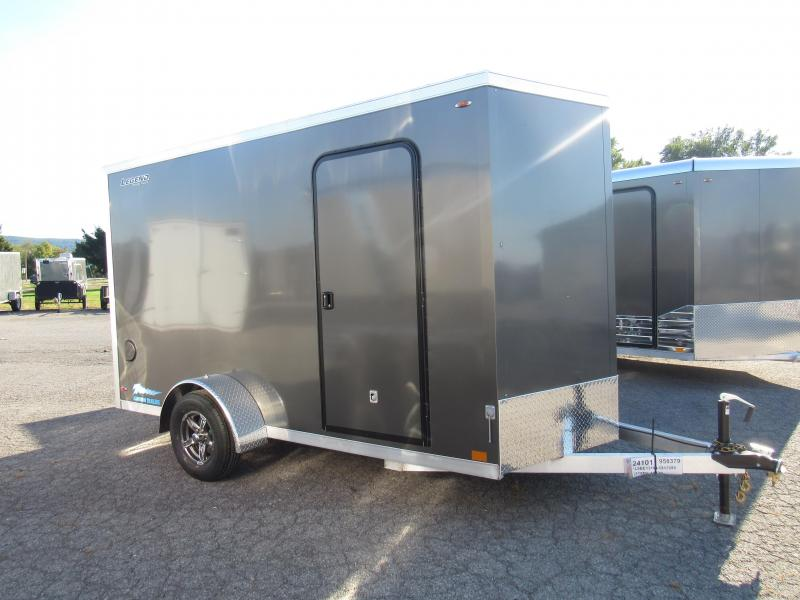2020 Legend Manufacturing 6x13 Enclosed Cargo Trailer