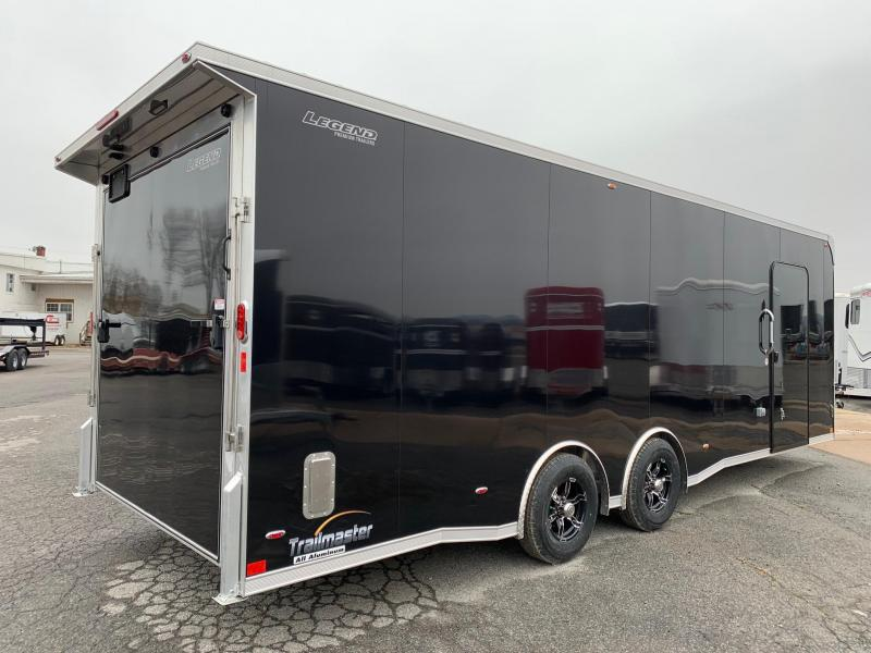 2020 Legend Manufacturing Trailmaster Race Series 8.5x24 Car / Racing Trailer