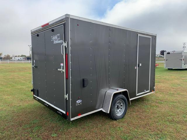 2020 Look Trailers 7x12 ST DLX Enclosed Cargo Trailer
