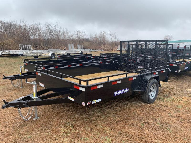 2020 Sure-Trac 7 x 12 Steel High Side 3k