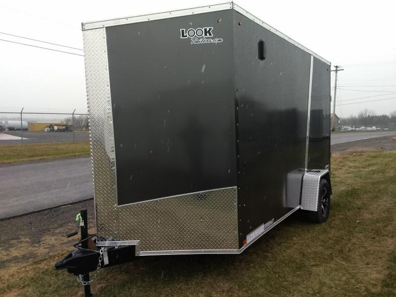 2019 Look Trailers 7x12 Element SE Enclosed Cargo Trailer