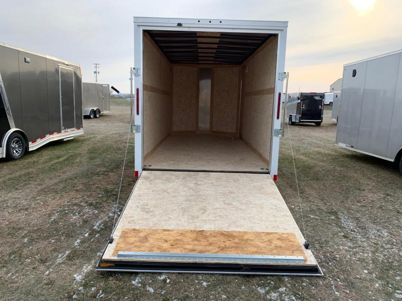 2020 Wells Cargo 7x16 Fast Trac Enclosed Cargo Trailer