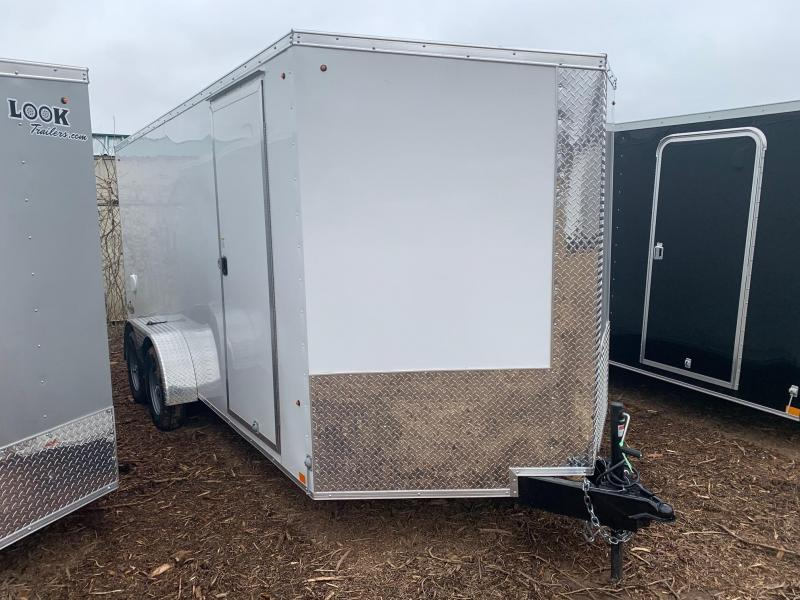 2021 Look Trailers 7x16 Element Enclosed Cargo Trailer