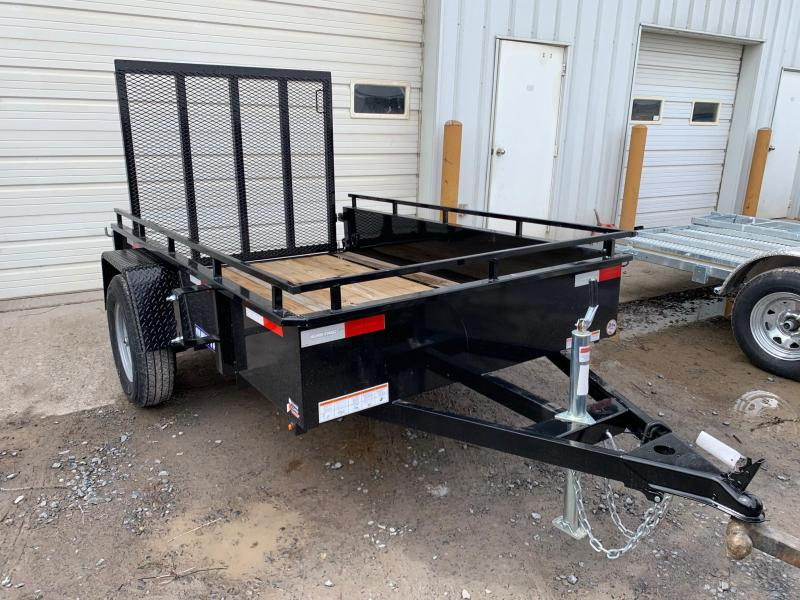 2020 Sure-Trac High Side 5x8 3K Utility Trailer