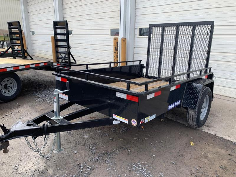 2020 Sure-Trac High Side 5x8 3K Utility Trailer