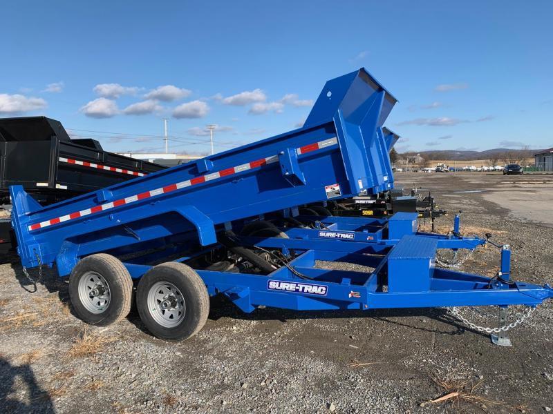 2020 Sure-Trac Low Profile 6x12 10k Dump Trailer