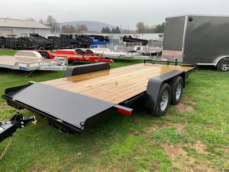 2020 Holmes 18ft 7K Wood Deck Car / Racing Trailer
