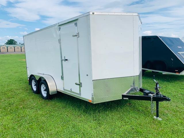 2019 Integrity Trailers WW 7x14 T Enclosed Cargo Trailer