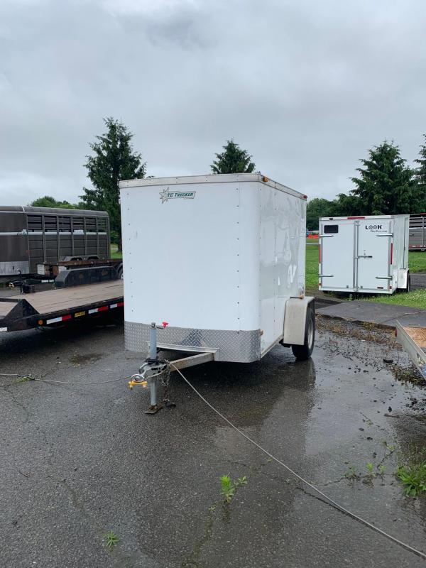 2011 Wells Cargo TC Trecker Enclosed Cargo Trailer