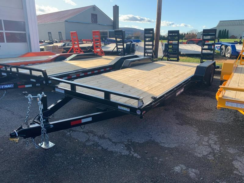 2020 Sure-Trac 7x20 10K Equipment Trailer