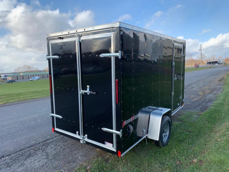 2019 Wells Cargo 6x12 Fast Trac Enclosed Cargo Trailer