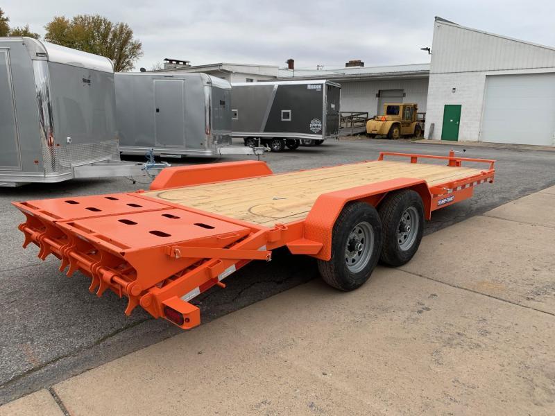 2020 Sure-Trac 20 14K Equipment Trailer