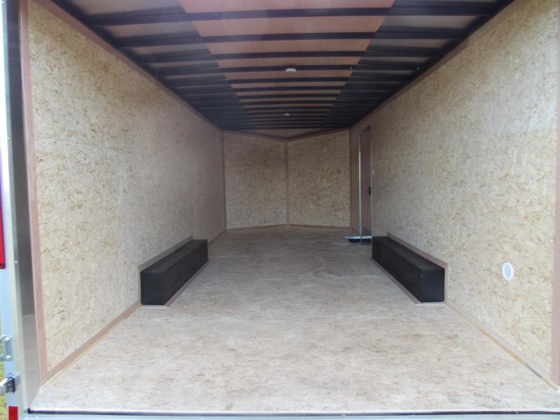 2020 Look Trailers 8.5x20 10K Cargo/Enclosed Trailer
