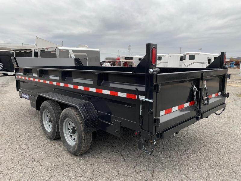 2020 Sure-Trac 7x16 14K Dump Trailer