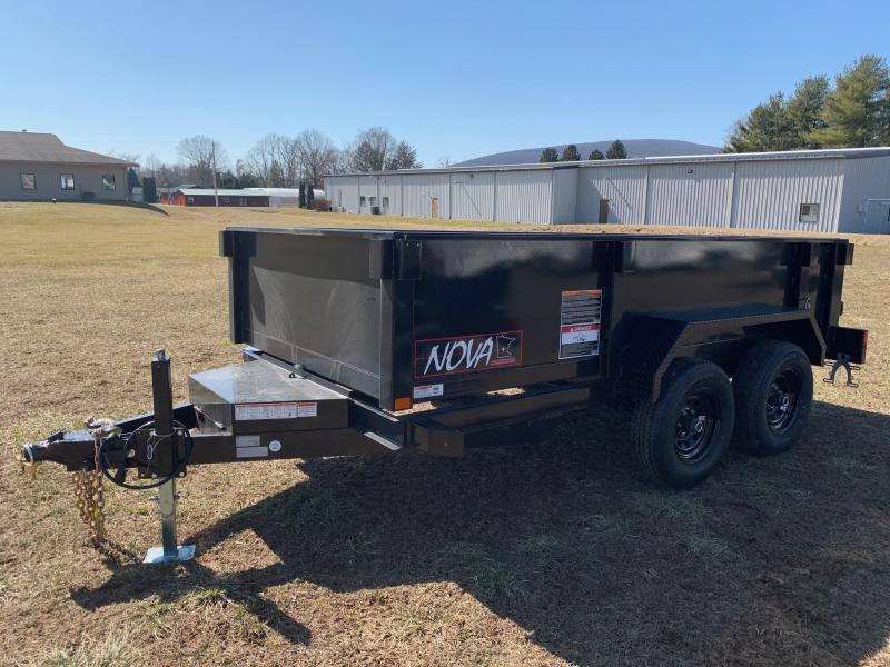 2020 Midsota Nova 6x12 10K Dump Trailer