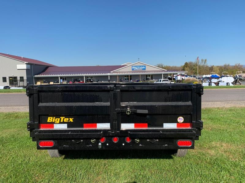 2020 Big Tex Trailers 6x12 10K Dump Trailer