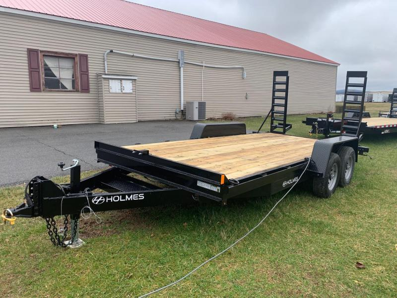 2020 Holmes 6-10x16 10K Equipment Hauler Equipment Trailer