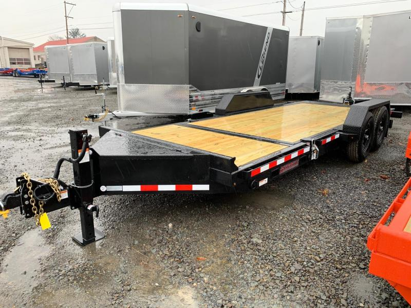 2020 Midsota 20ft 15.4K Tilt Equipment Trailer