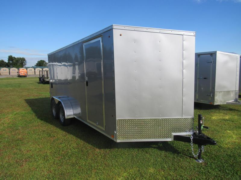 2020 Look Trailers 7x16 DLX-ST Enclosed Cargo Trailer