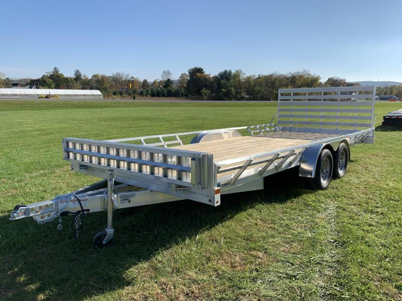 2020 Mission 83x20 ATV Trailer