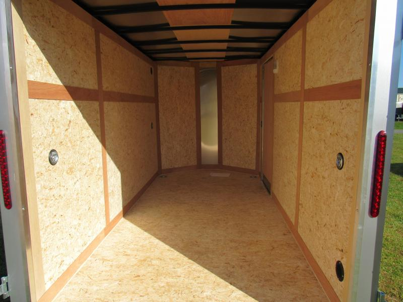 2020 Wells Cargo 6x12 Fast Trac Enclosed Cargo Trailer