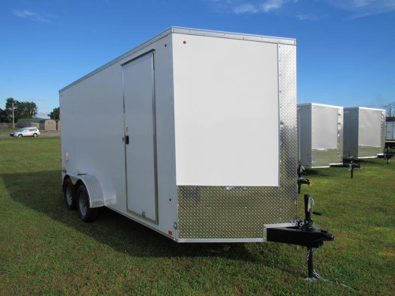 2020 Look Trailers 7x16 Element SE Enclosed Cargo Trailer