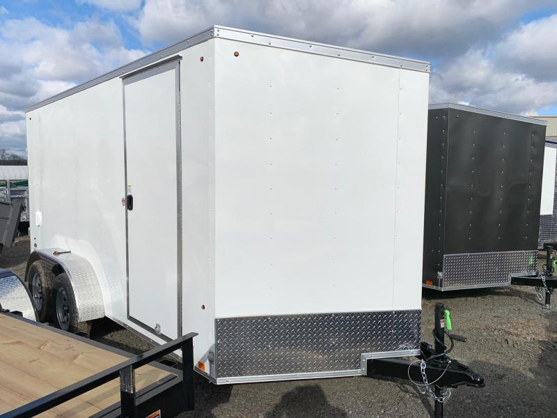 2021 Look Trailers 7x14 7K DLX-ST Enclosed Cargo Trailer