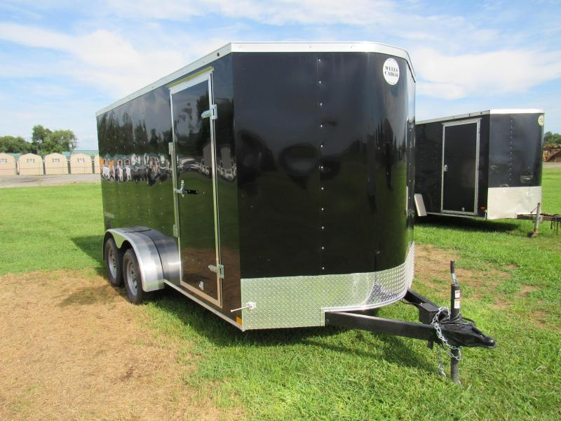 2020 Wells Cargo Fast Trac 7x14 Enclosed Cargo Trailer