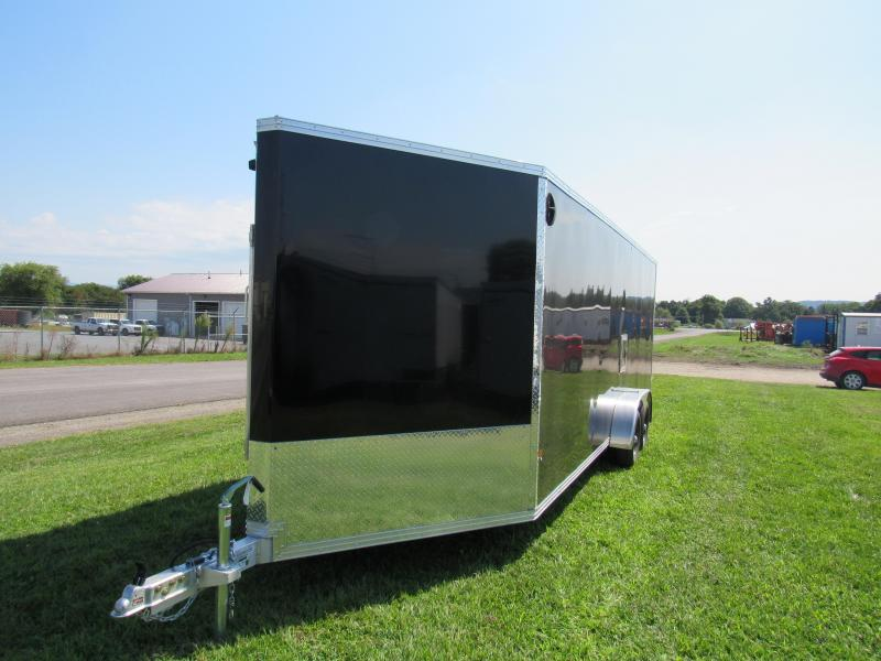 2020 Mission 7x26 Snowmobile Trailer