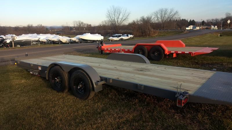 2020 Midsota Nova 20' 10K Tilt Car / Racing Trailer