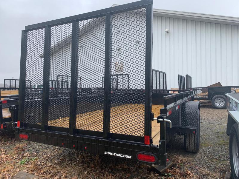 2020 Sure-Trac 6 x 12 Steel High Side 3k