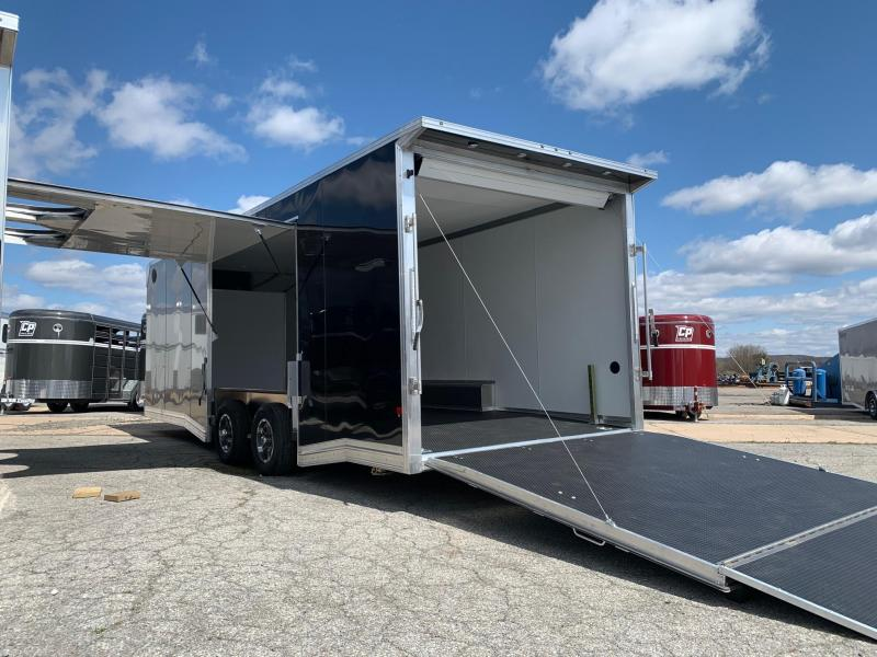 2020 Mission EZ Hauler 24ft 10K Enclosed Car / Racing Trailer