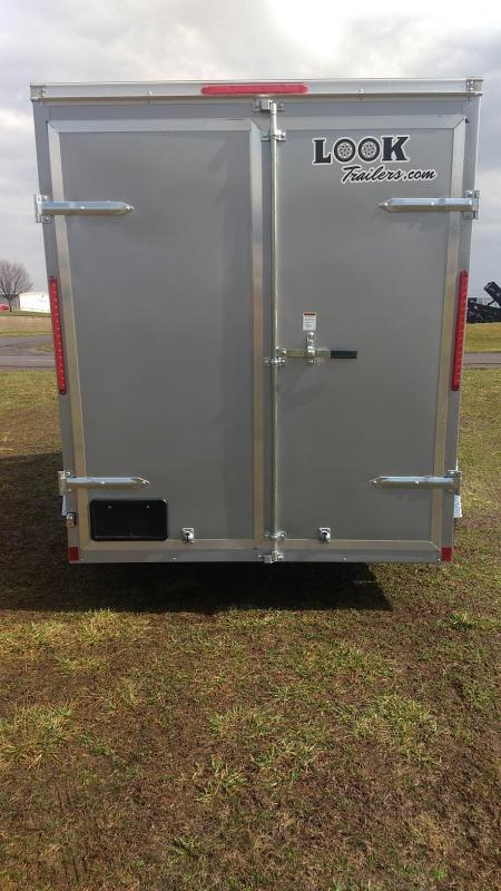 2021 Look Trailers 6X10 3k Enclosed Cargo Trailer