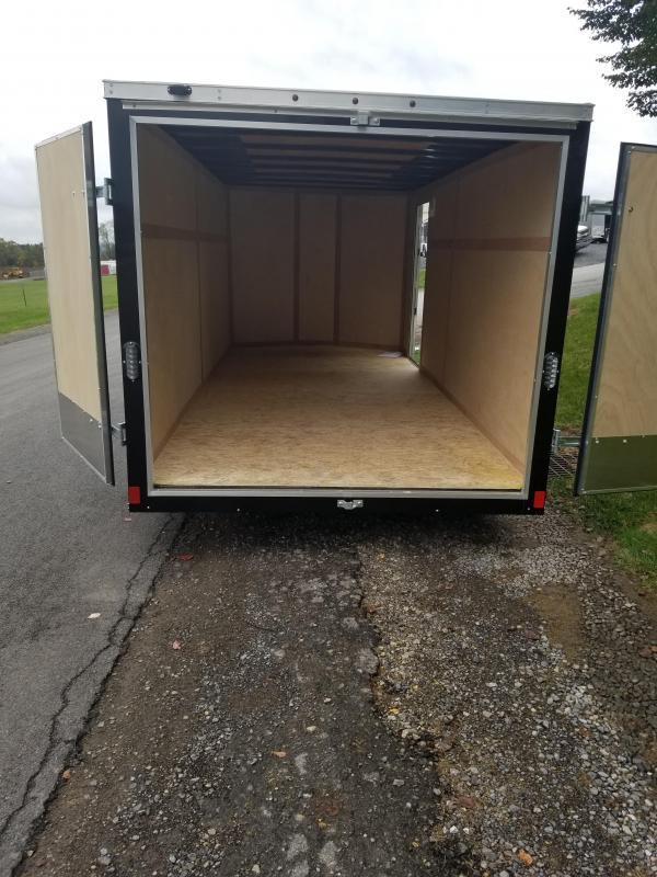 2018 Wells Cargo 7x16 Fast Trac Enclosed Cargo Trailer