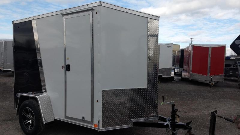 2019 Look Trailers 5x8 Element SE Enclosed Cargo Trailer