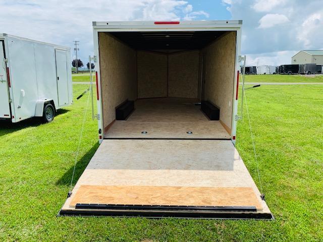2020 Look Trailers 8x18 7K Enclosed Cargo Trailer