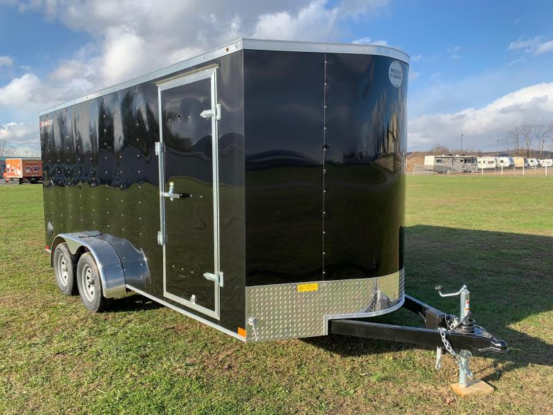 2020 Wells Cargo 7x16 Fast Trac Enclosed Cargo Trailer