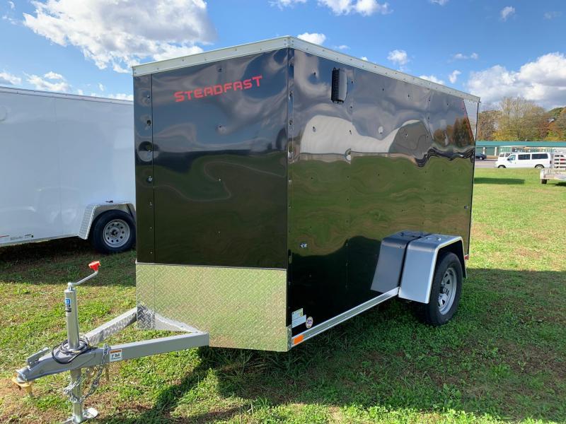 2020 Steadfast Trailers 5x10 Enclosed Cargo Trailer