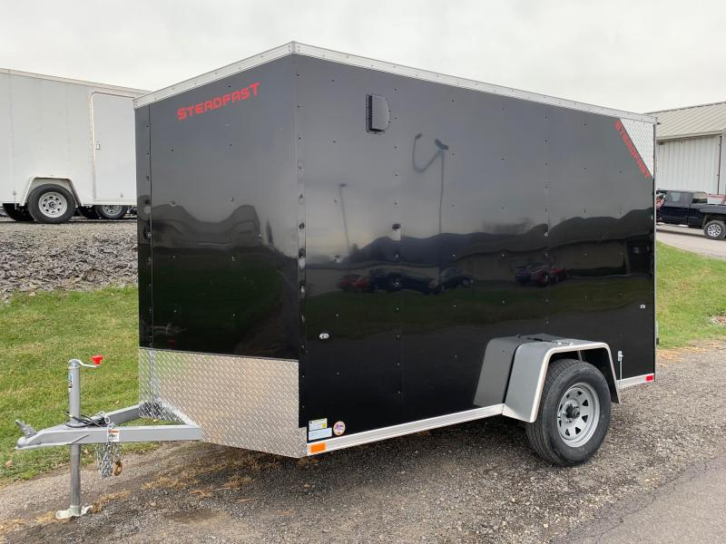 2020 Steadfast Trailers 6x10 3K Enclosed Cargo Trailer