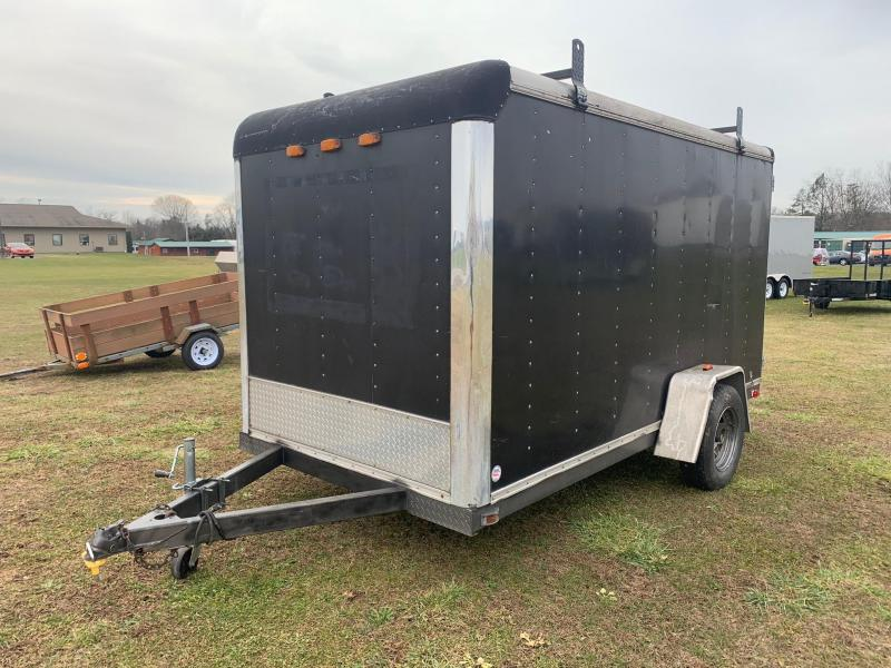 2005 Car Mate Trailers 6x12 Enclosed Cargo Trailer