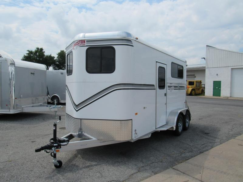 2020 Kingston Trailers Inc. Classic Elite 2- Horse Trailer