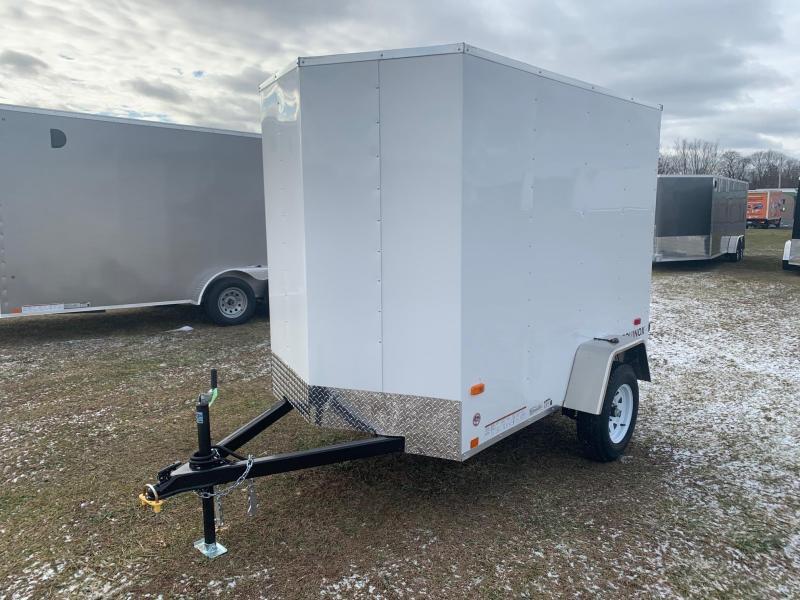 2020 Look Trailers Equinox 5x8 Enclosed Cargo Trailer
