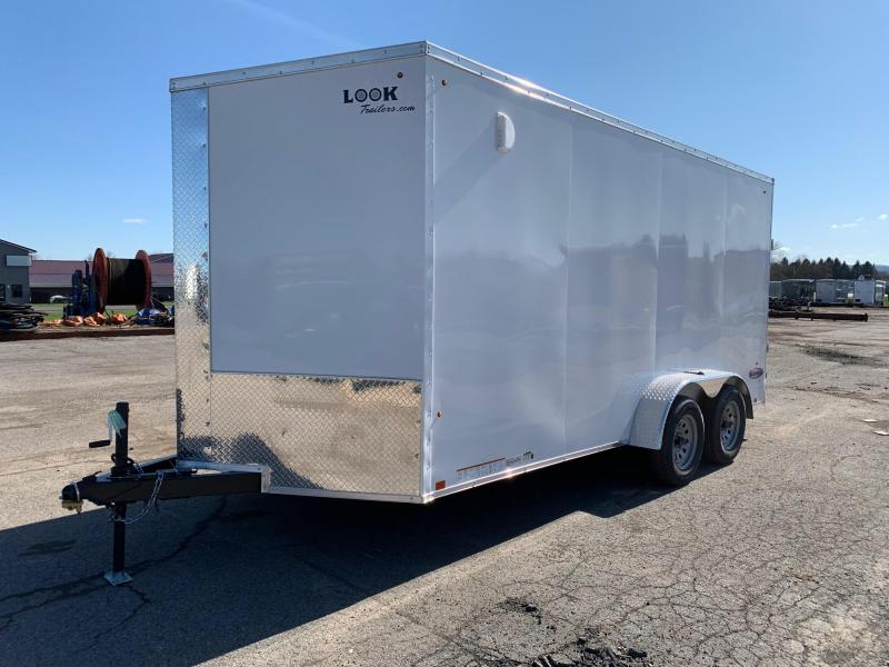 2021 Look Trailers 7x16 7K Element SE Enclosed Cargo Trailer
