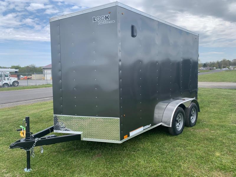2021 Look Trailers ST-DLX 7x12 7K Enclosed Cargo Trailer